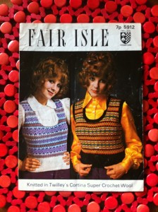Fair isle is trendy