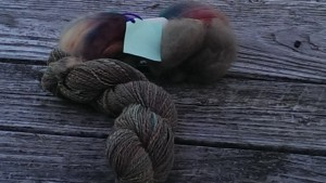 """Neutral"" spinning and plying"