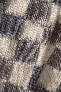 Detail of Ikat wrap