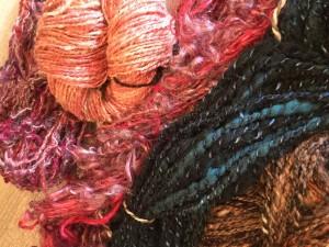 Art yarn?