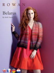 Belarus, by Kaffe Fassett