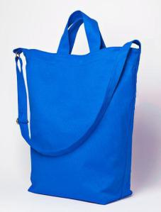 Utility tote by Don Morin