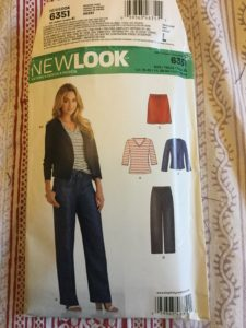 Jacket Pattern by New Look